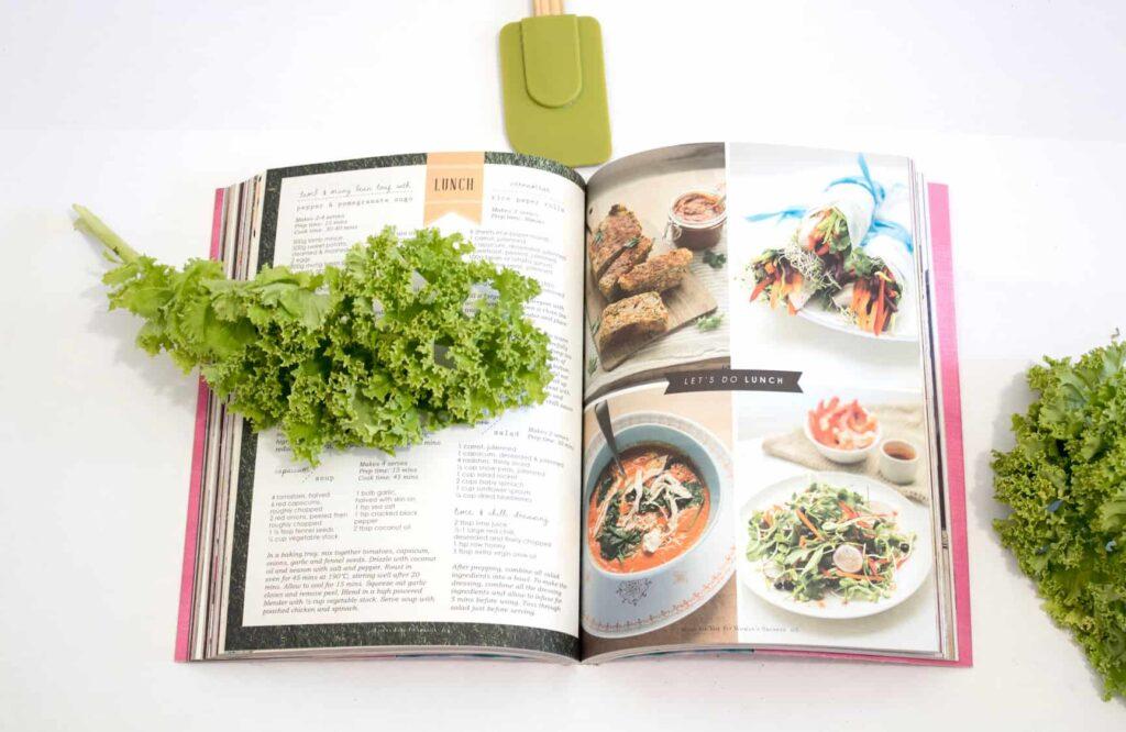 Od czego zacząć odchudzanie książka kucharska - Modify Supplements