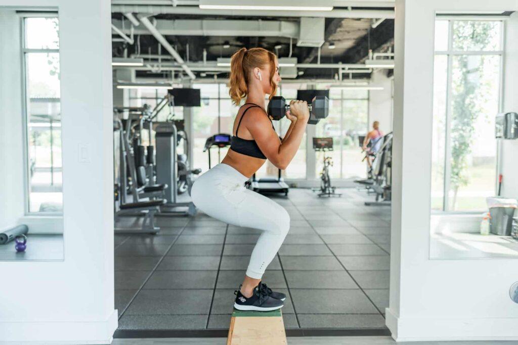 Od czego zacząć odchudzanie trening - Modify Supplements