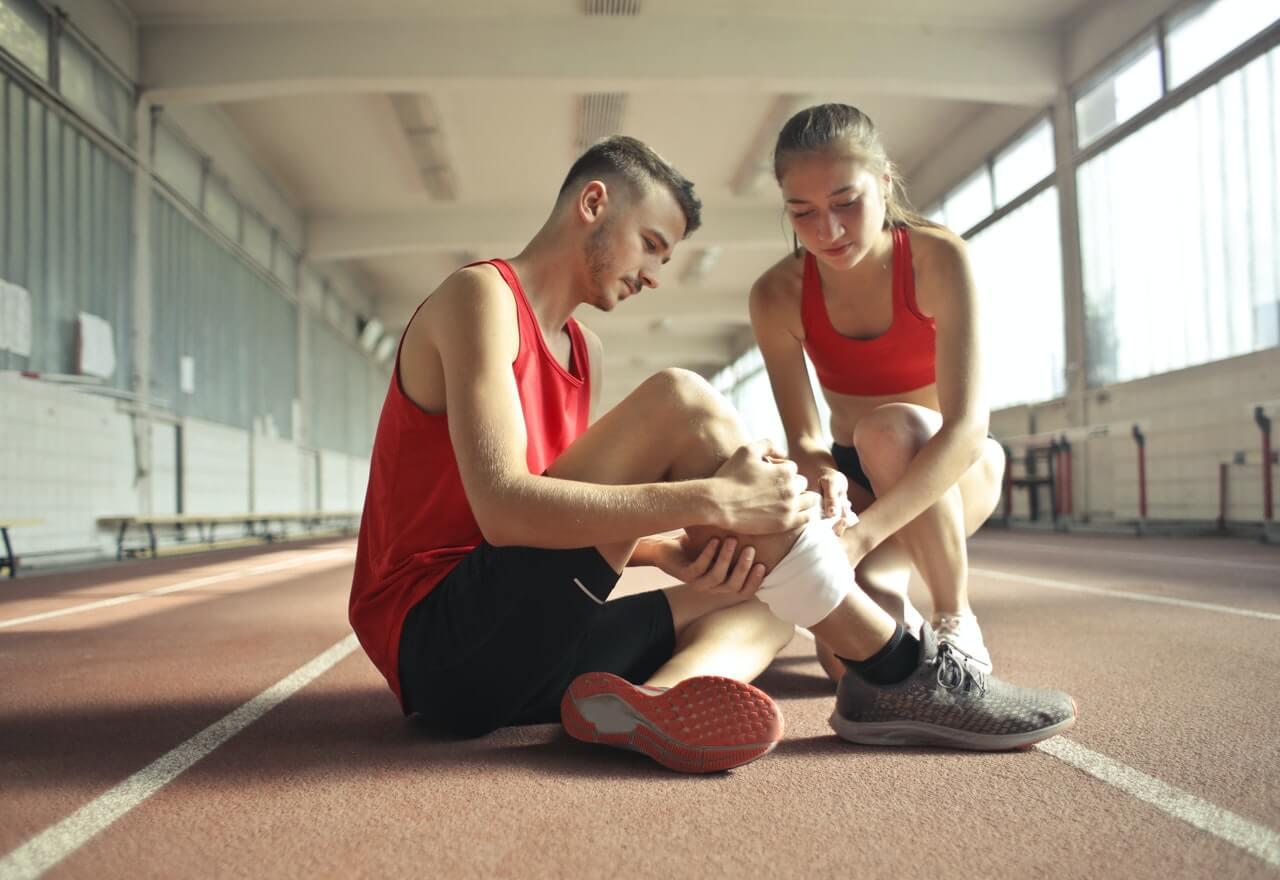Modify Supplements - kontuzje w treningu